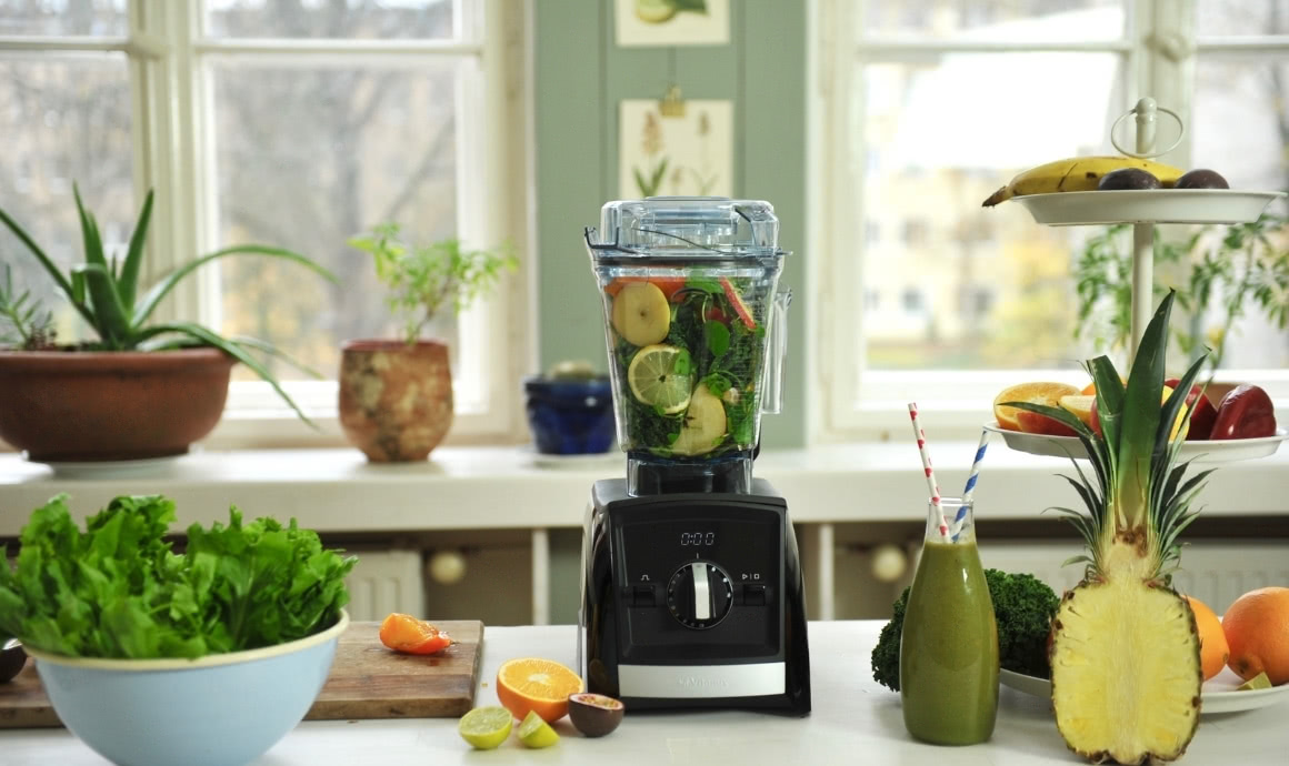 Vitamix A2300i Green Smoothie
