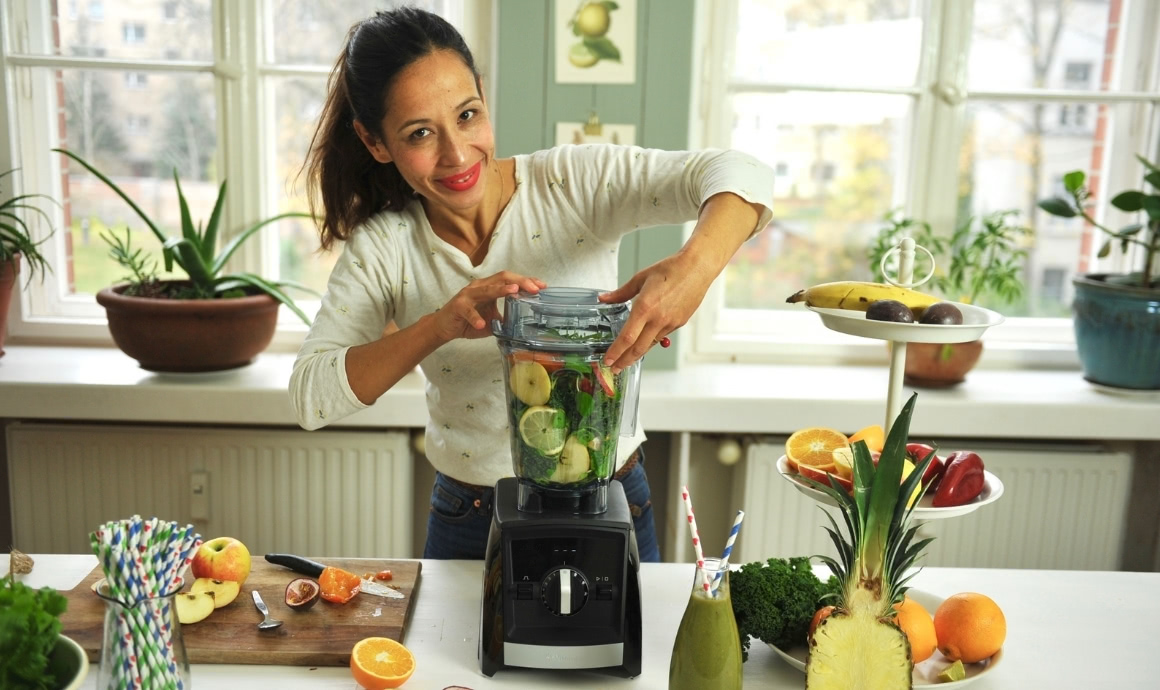 Vitamix A2500i Ascent Series mit Carla
