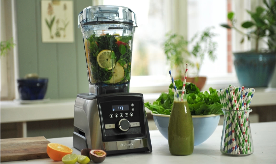 Vitamix A3500i Green Smoothie