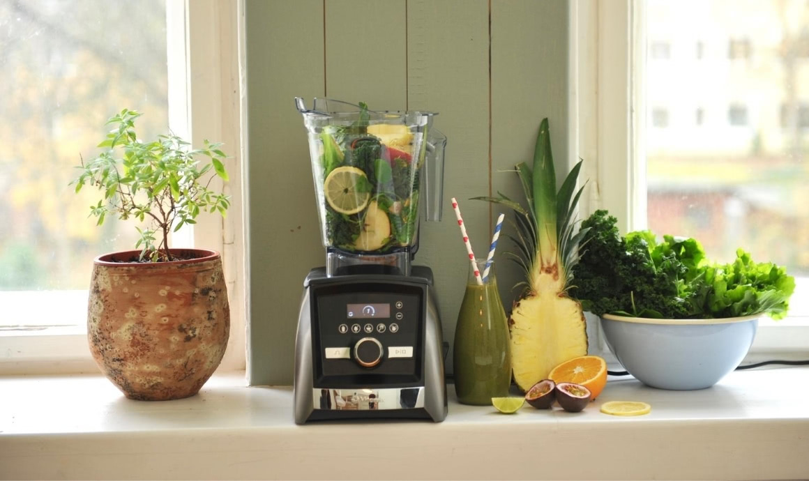 Vitamix A3500i Green Smoothies