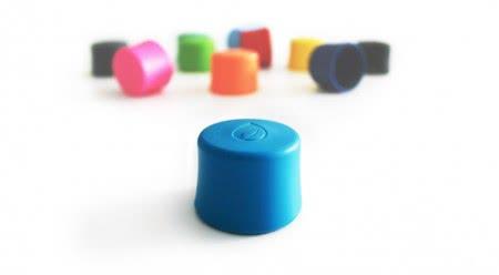 retap Deckel in verschiedenen Farben