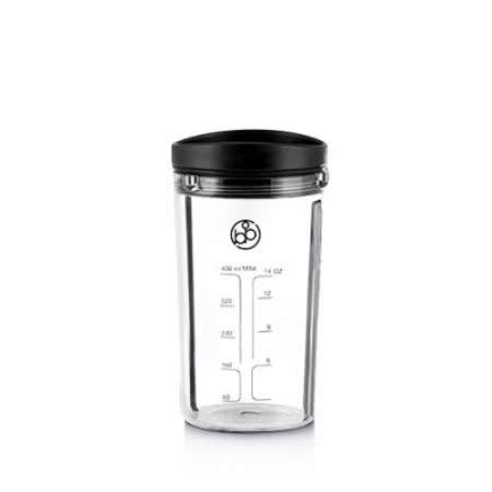Bianco Attivo 400-ml-Behälter
