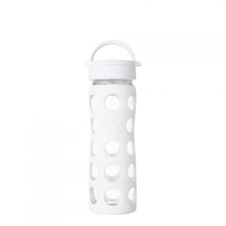 Lifefactory 475 ml white