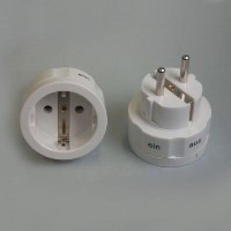 Stromspar-Adapter