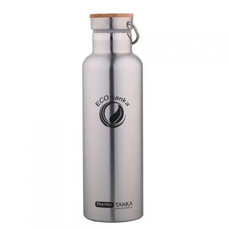 EcoTanka thermoTanka 800 ml Bambus-Verschluss