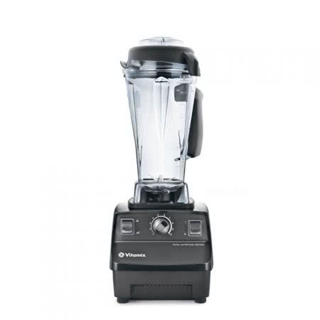 Vitamix TNC 5200 Total Nutrition Center Schwarz Black