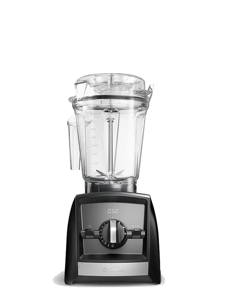 Vitamix A2500i Ascent Series schwarz front