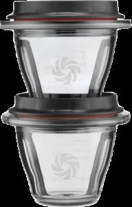 Vitamix 225-ml-Behälter für Ascent Series Hochleistungsmixer freigestellt