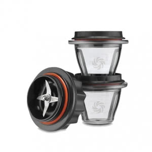 Vitamix 225-ml-Behälter-Set für Vitamix Ascent Series Hochleistungsmixer