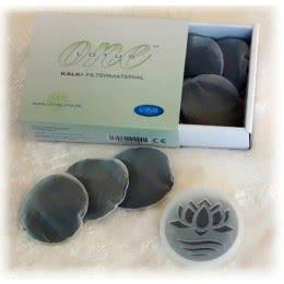 Lotus Kalkfilter Jahrespaket Kalk Pad