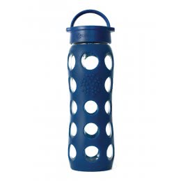 Lifefactory Trinkflasche 650 ml midnight blue