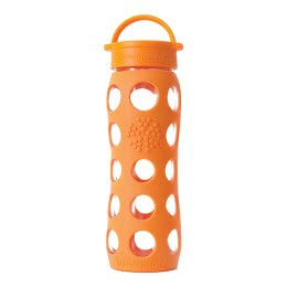 Lifefactory Trinkflasche 650 ml orange