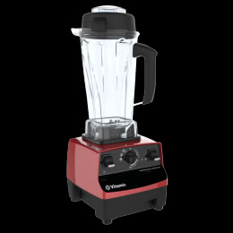Vitamix Pro 500 Professional Series 500 Rot linke Seite