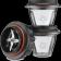 Vitamix 225-ml-Behälter-Set für Vitamix Ascent Series Hochleistungsmixer freigestellt