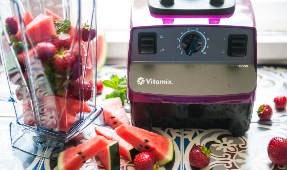 Vitamix Creations Bedienung