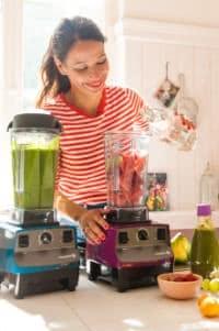 Vitamix Creations Limited Edition mit Smoothies