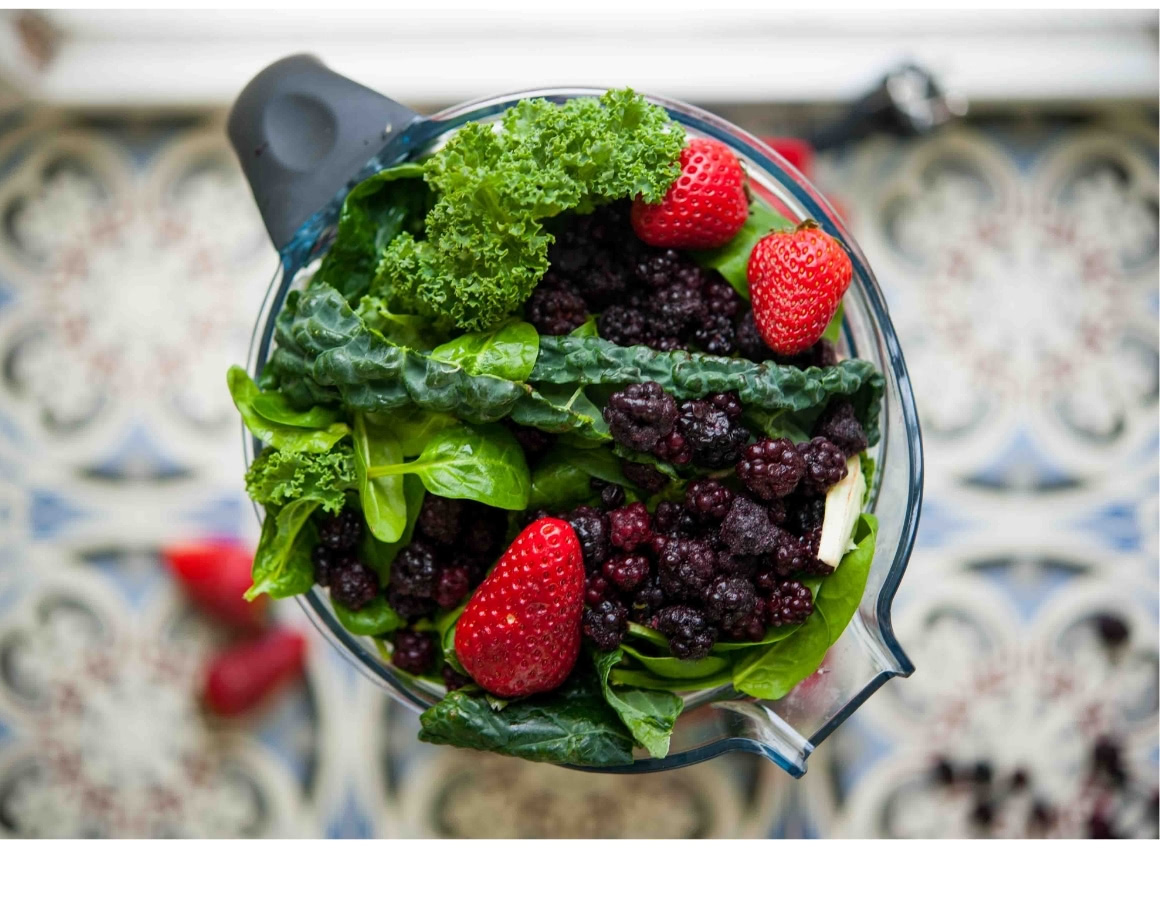 Vitamix Pro 300 Green Smoothies