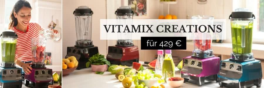 Vitamix Creations