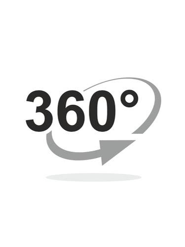 360 Grad Ansicht